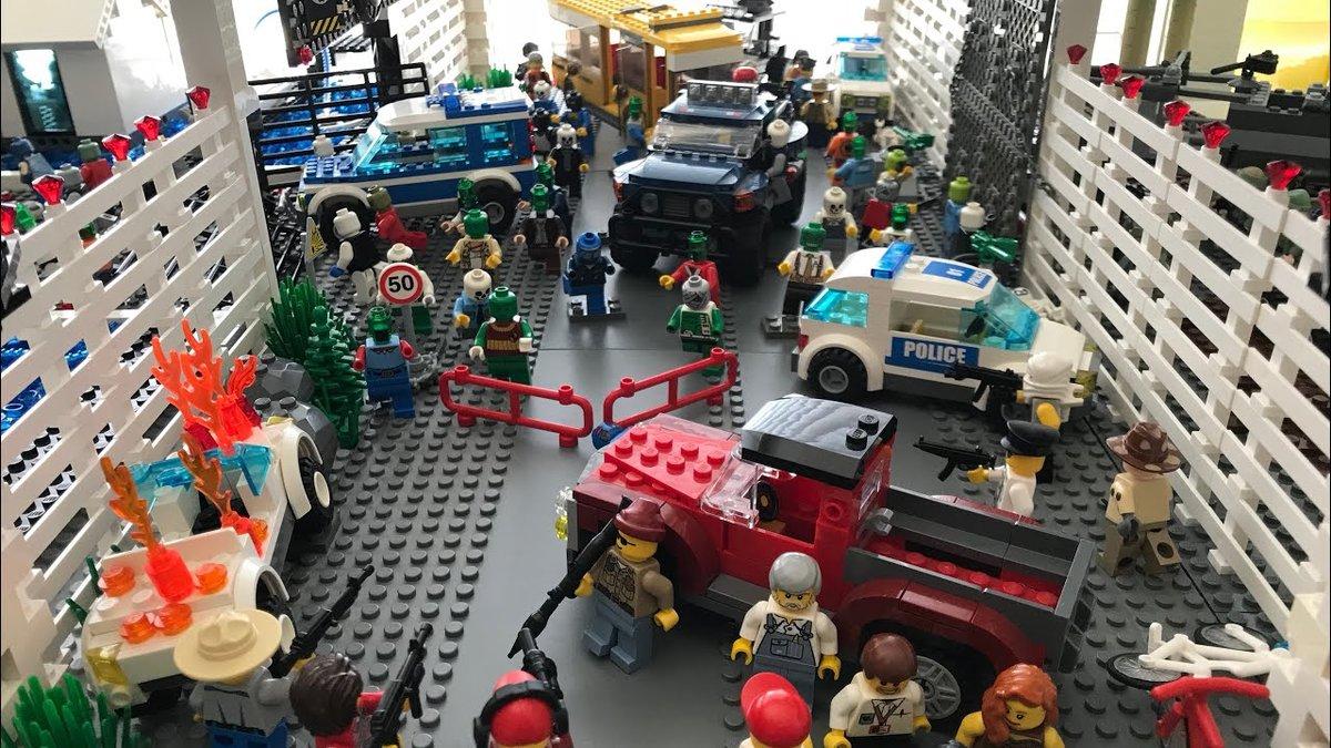 лего зомби апокалипсис игрушки картинки вконтактам