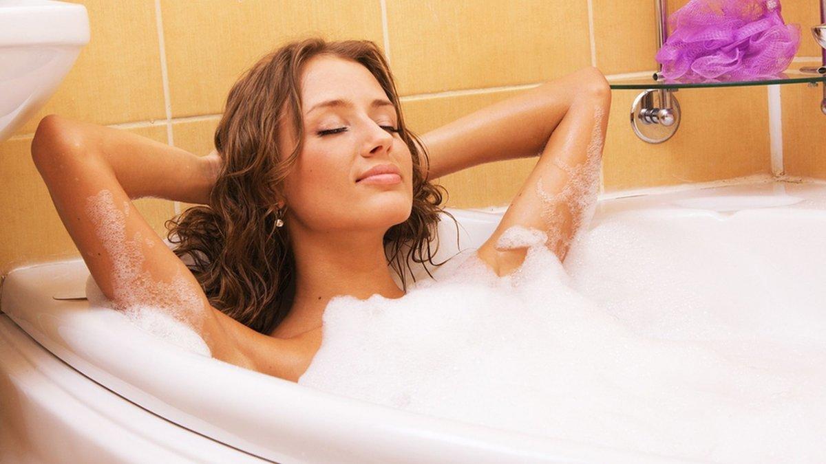 горячие ванны для похудения