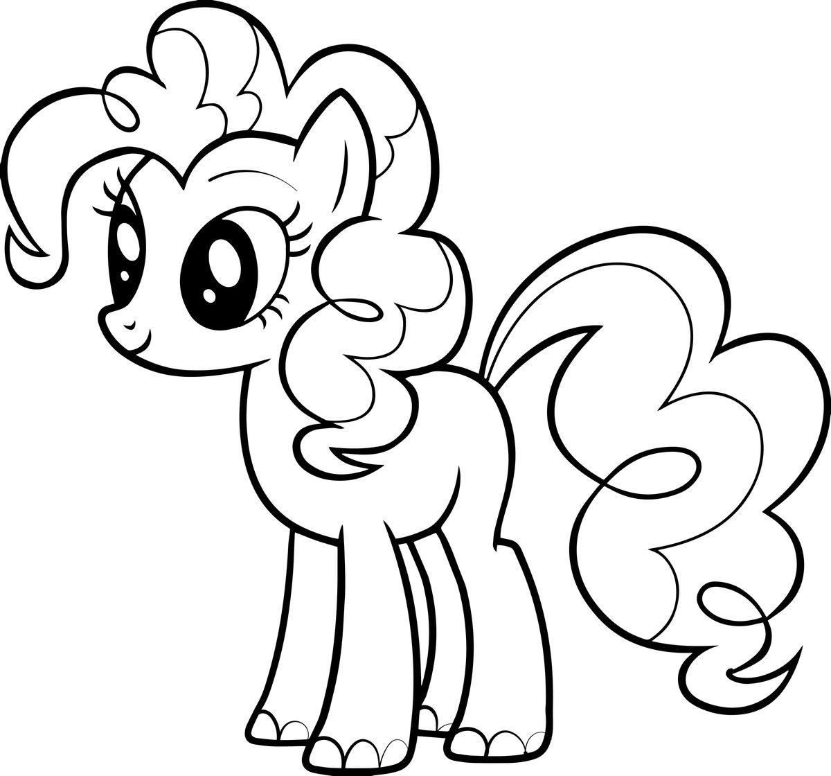 «Раскраски для девочек пони» — карточка пользователя Ирина ...