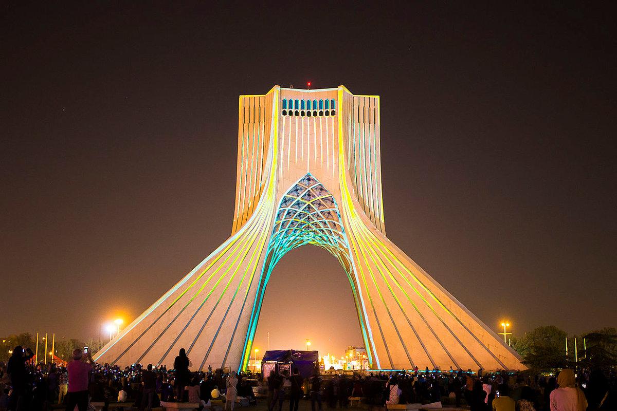 Картинка в тегеране