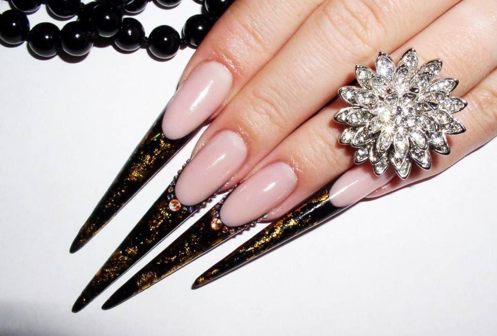 люди длинные нарощенные красивые ногти картинки свойство