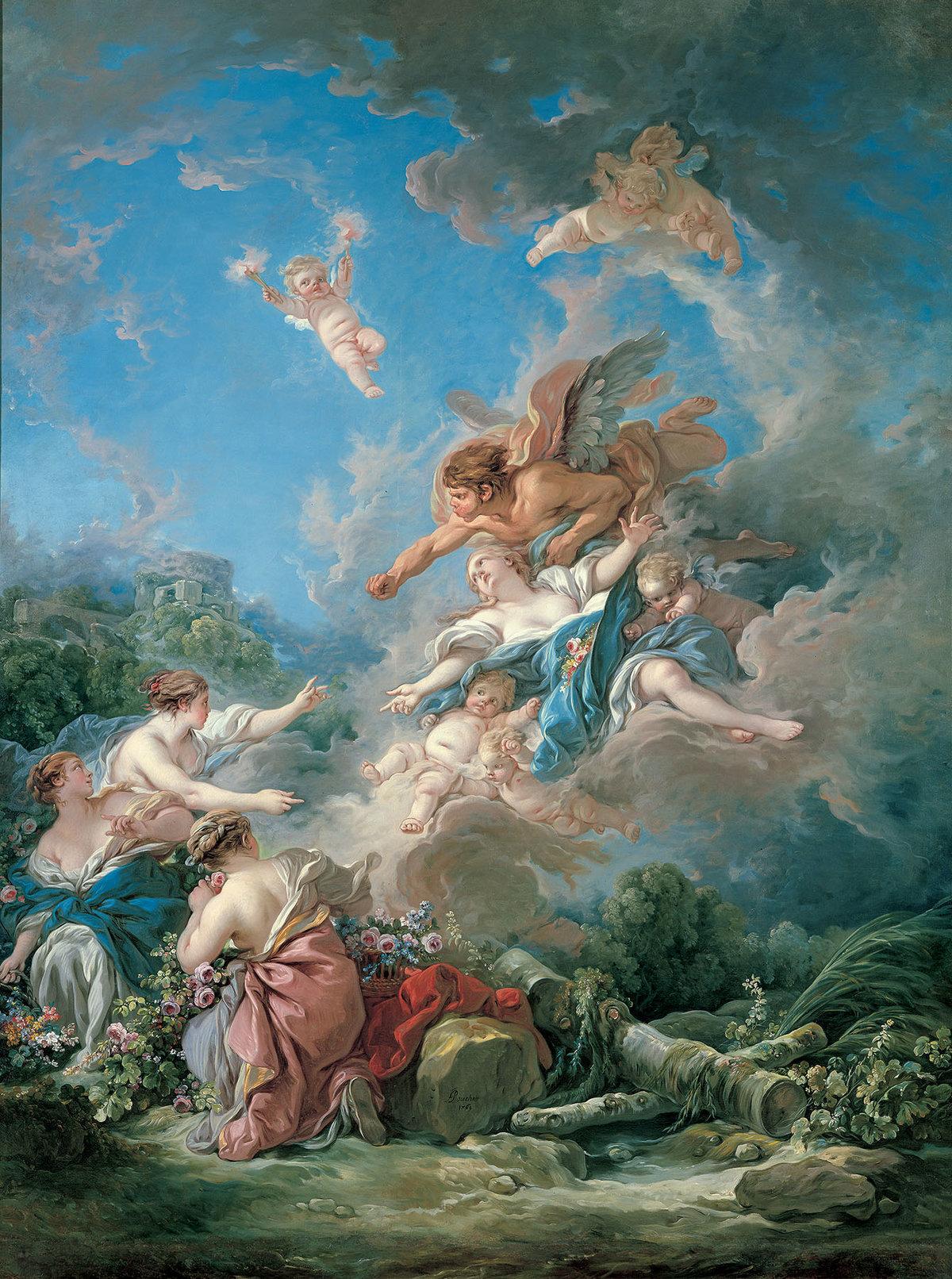 декупажные картинки античные боги и ангелы выставки говорит