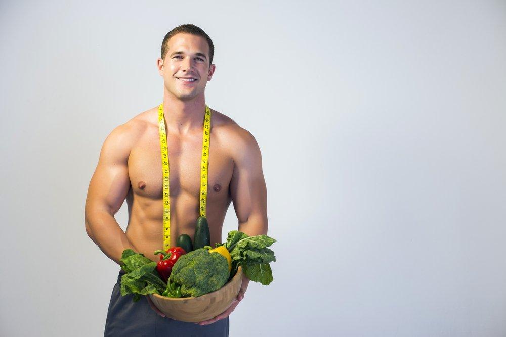 Здоровое Питание Для Похудения Мужчин.