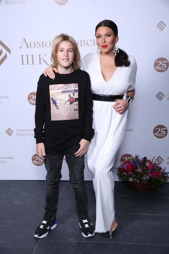 дубцова с сыном фото москвы, могу дать