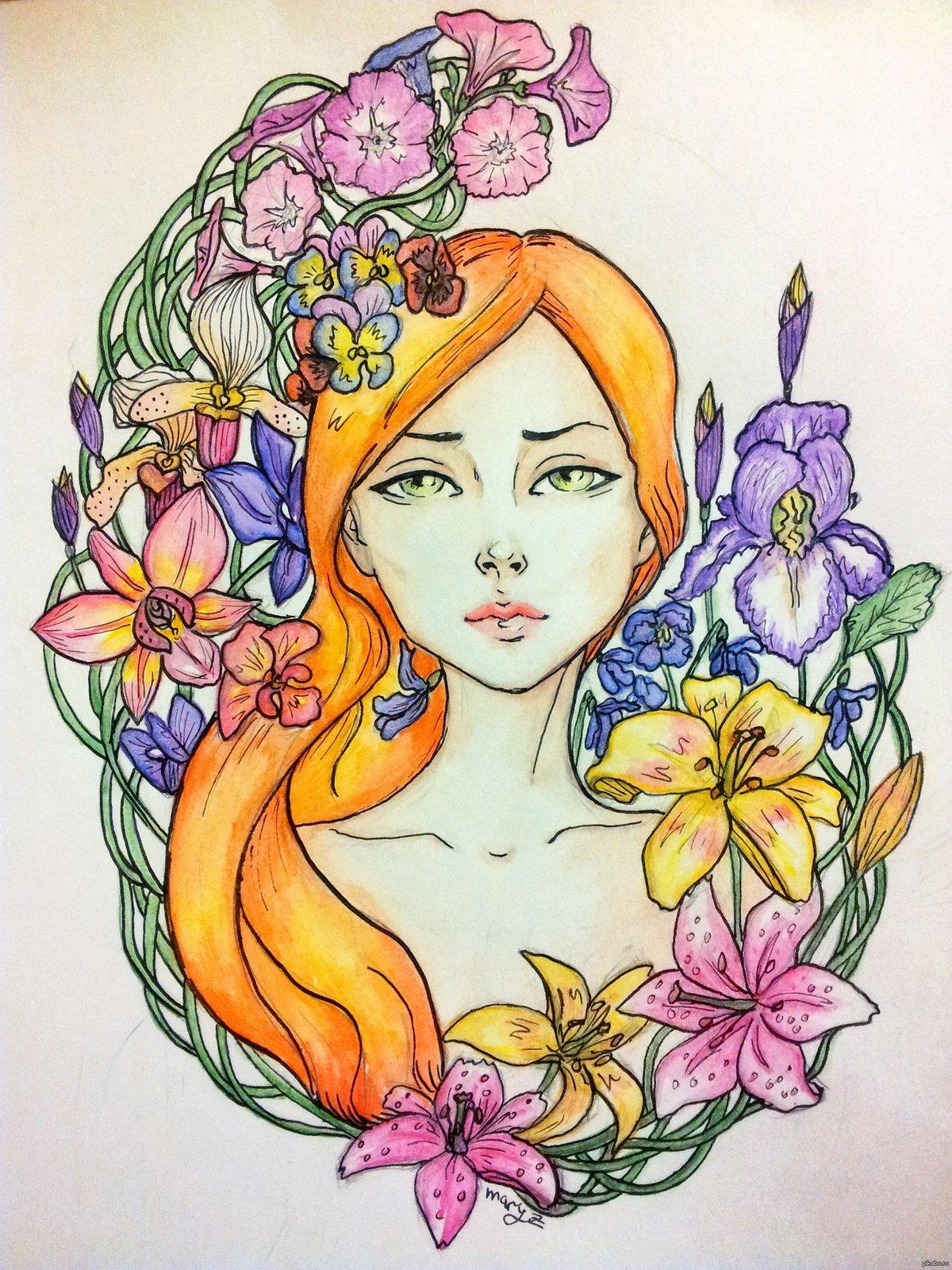 Картинки на тему для срисовки