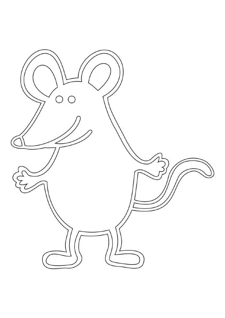 Год мыши картинки на окна, поздравлением