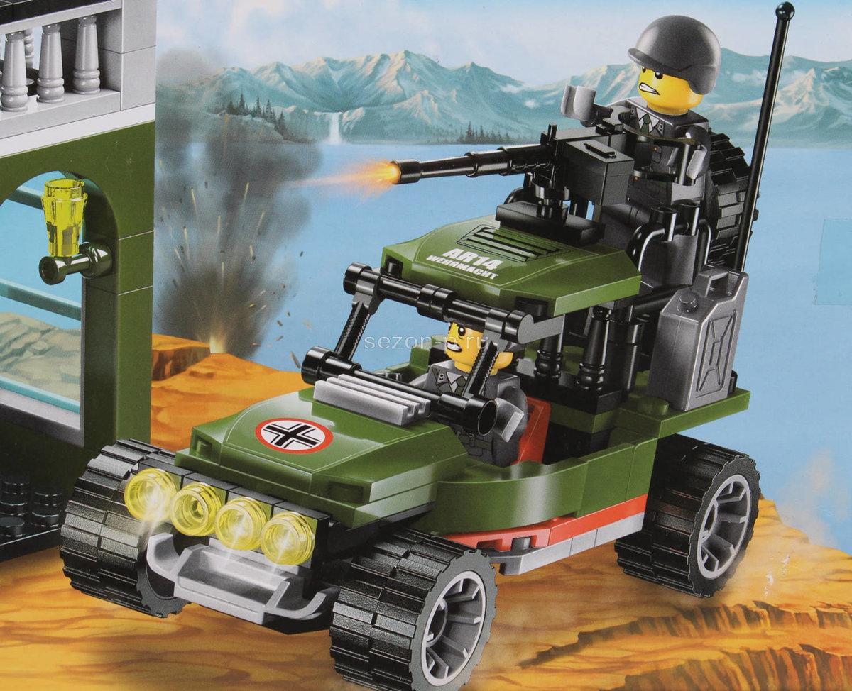 Военное лего конструктор картинки
