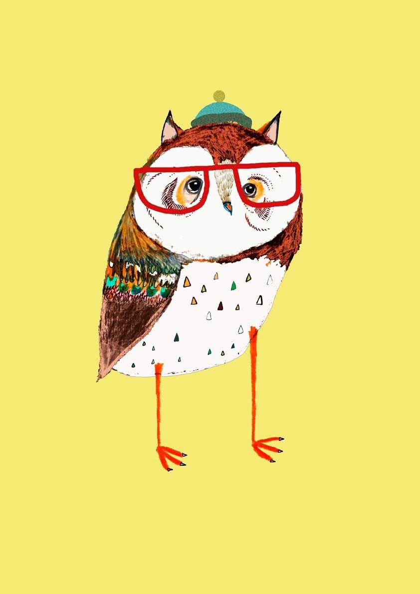 картинки для плакатов совы для