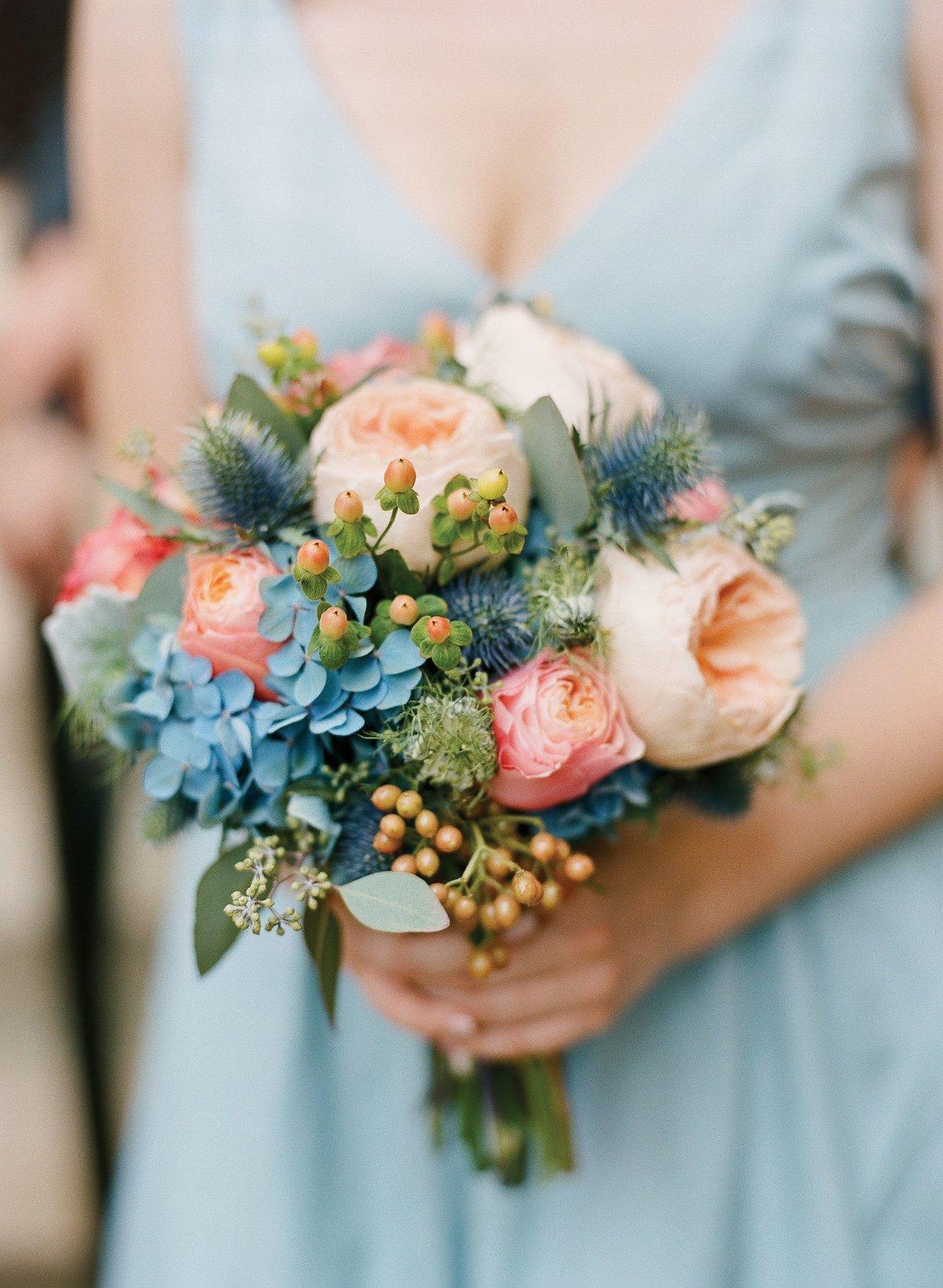 Букет невесты на август, цветов беслан