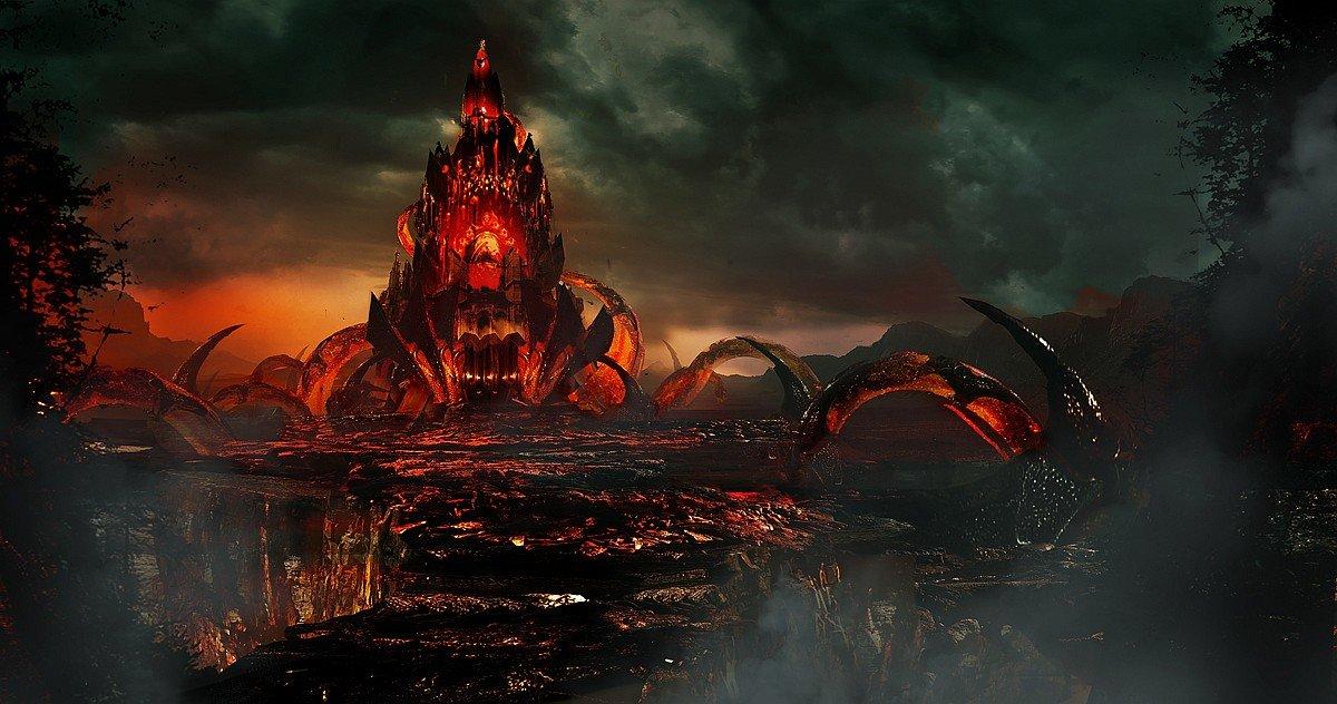 Картинка на рабочий стол ада