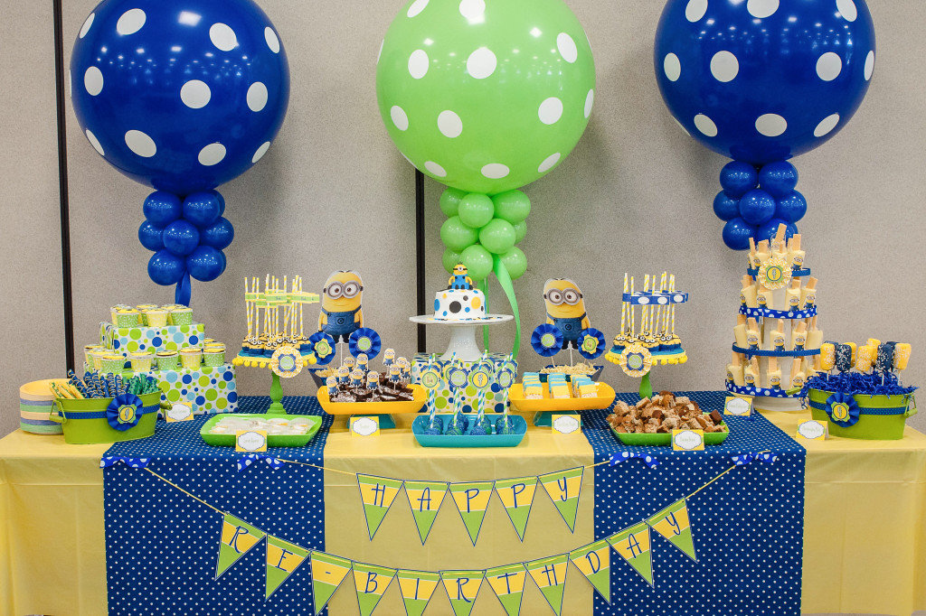 Birthday Party Games Ideas For Minions
