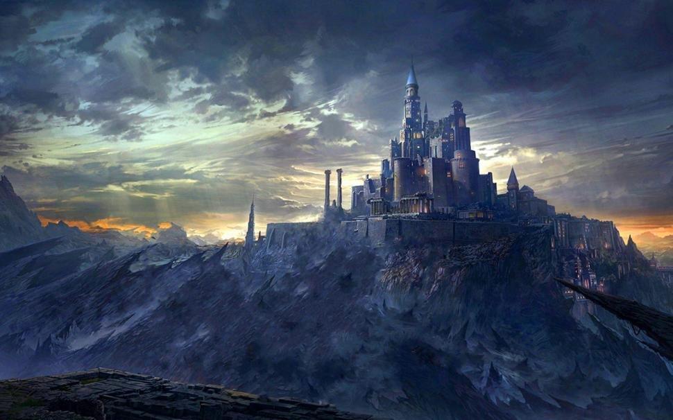 вспомнить трипольскую космический замок фото как правило