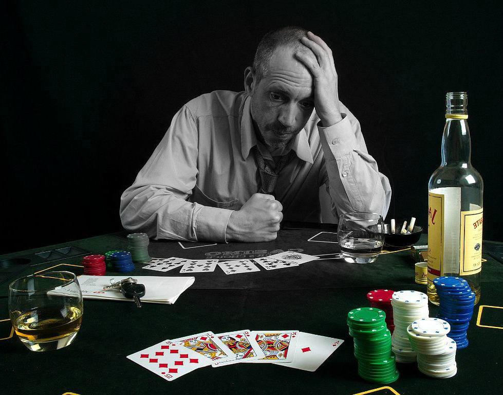 почему проигрываешь в казино