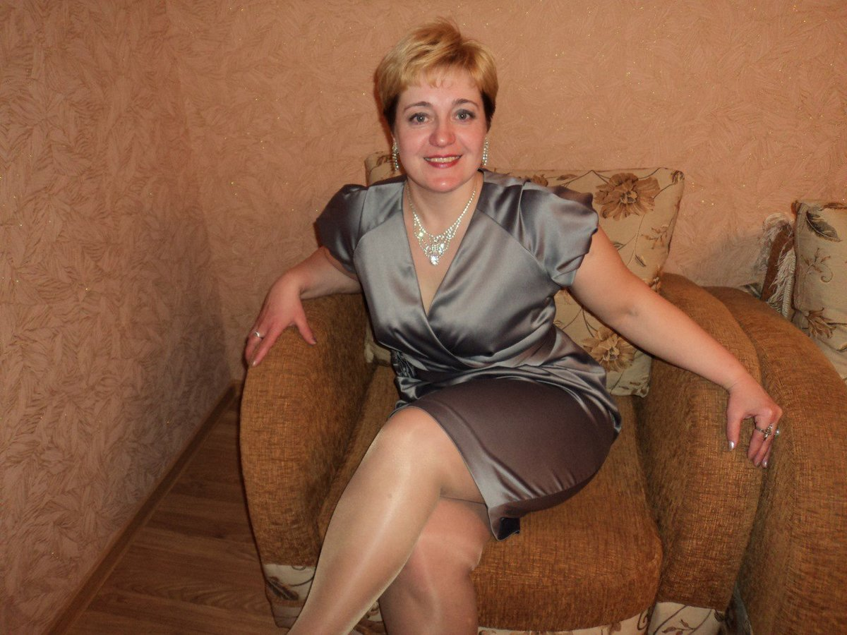 Зрелая русская дама видео — 7