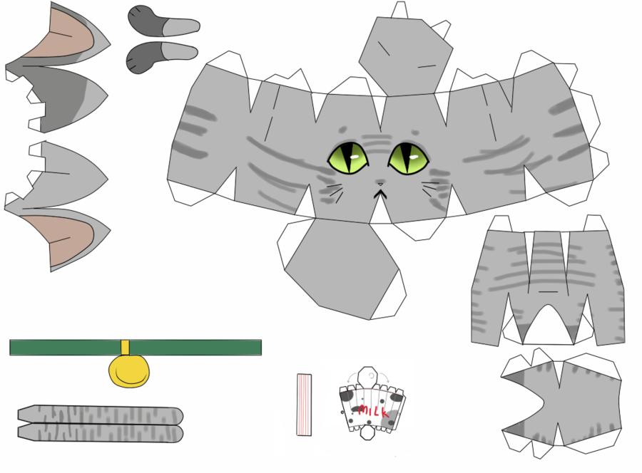 Картинки как делать кошку, джейсон