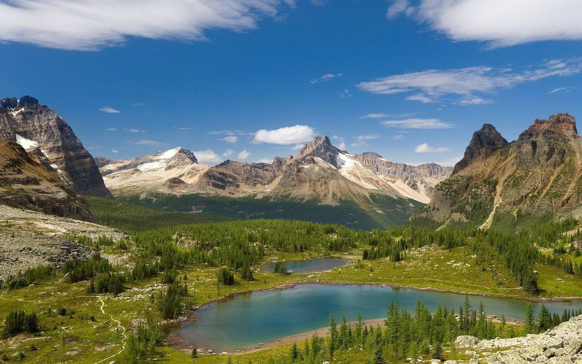 Открытки горы