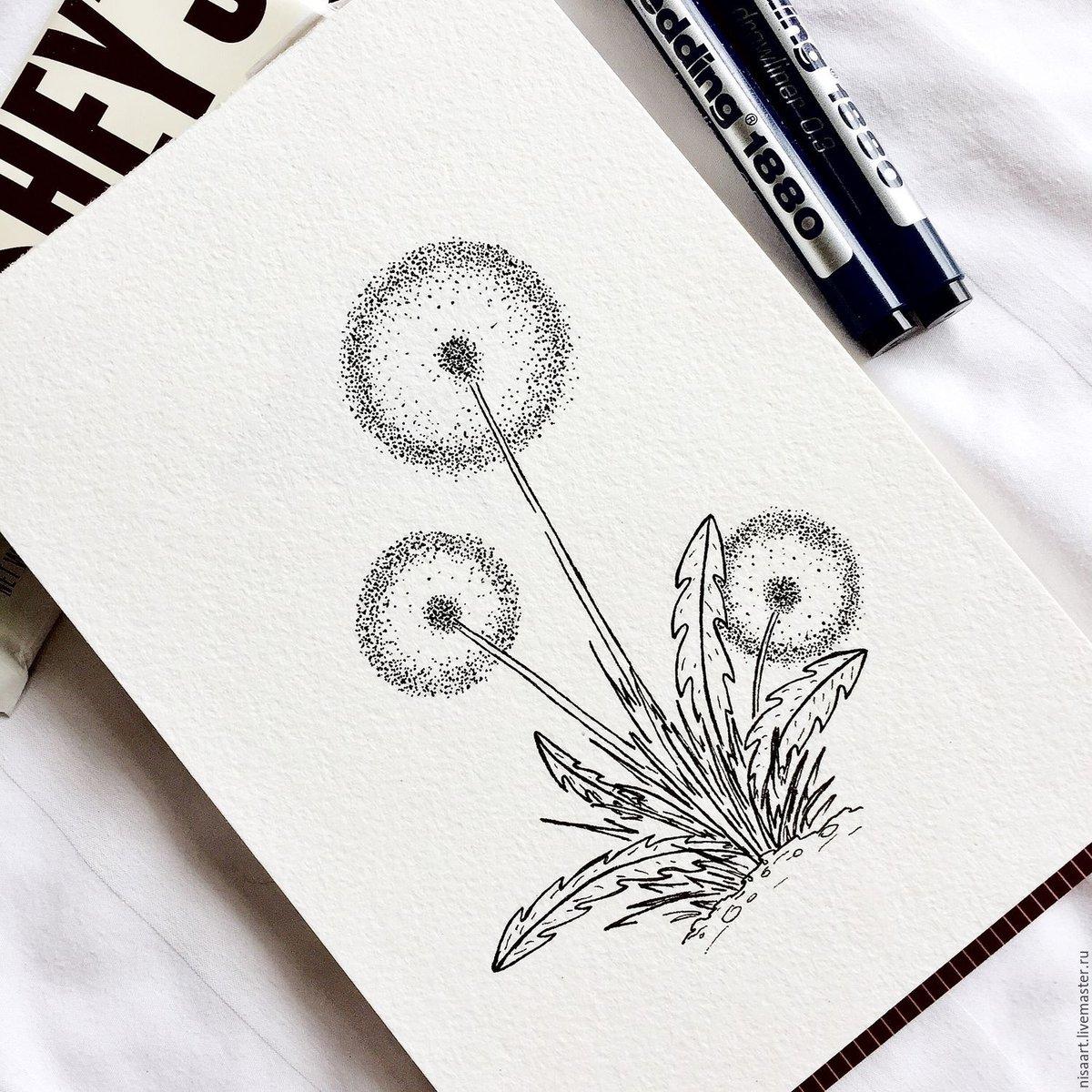 картинки для рисования черной гелевой ручкой простые стоимость доставки