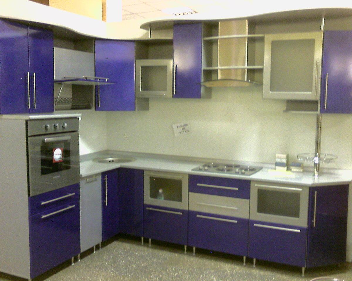 встроенная кухня на заказ фото нет