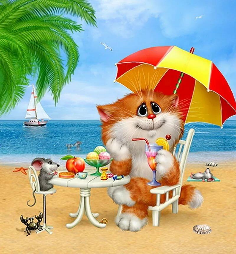 Картинки хорошего летнего отдыха