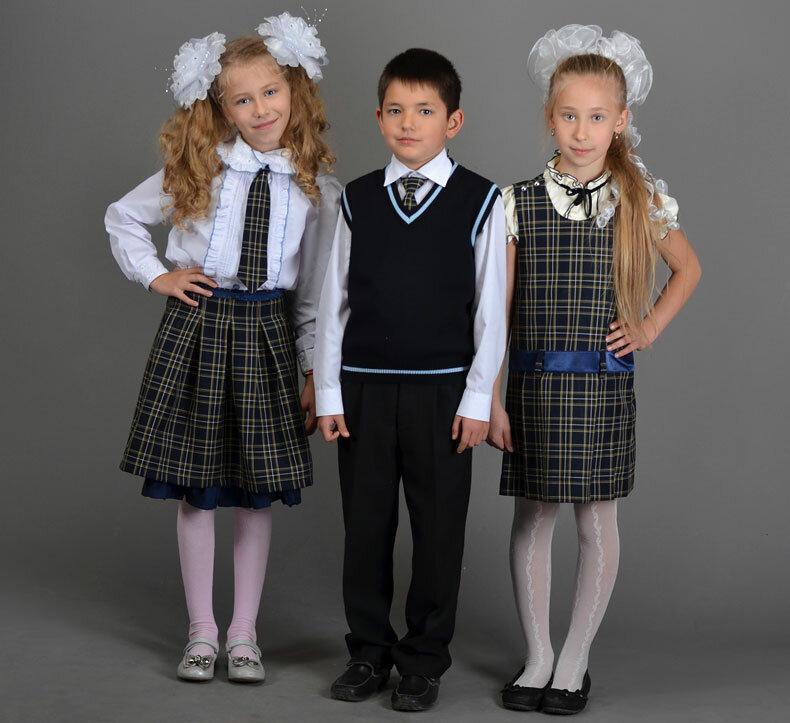 Школьная форма россии