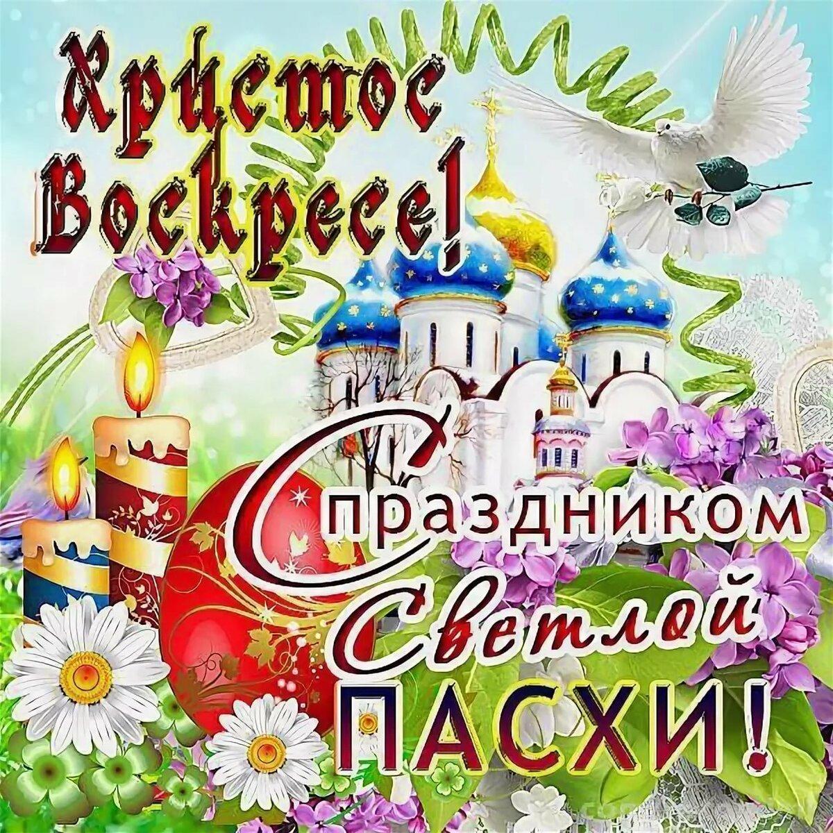 Красивые открытки поздравления пасхой