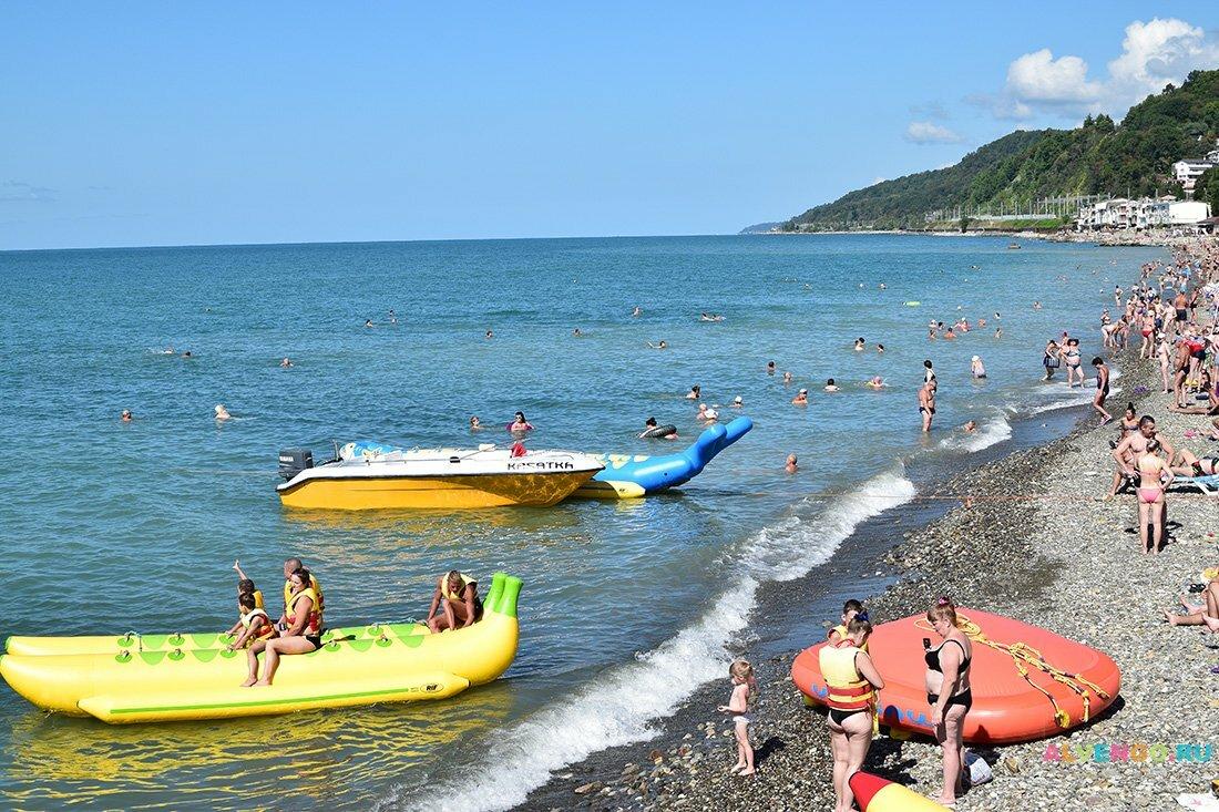 Дешевый отдых на Черном море России