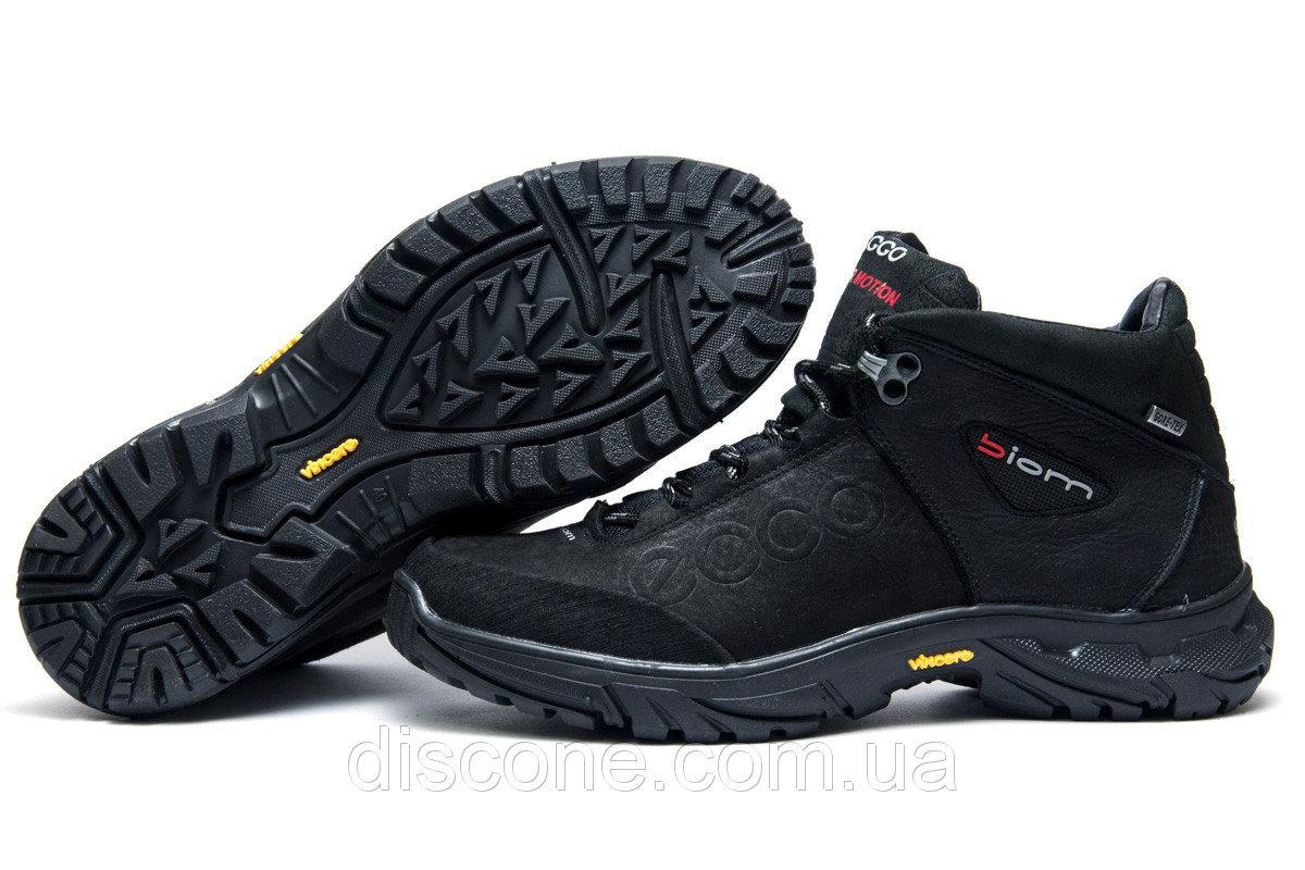 Кроссовки зимние Ecco N301 мужские. Ботинки зимние  35e138de0352e