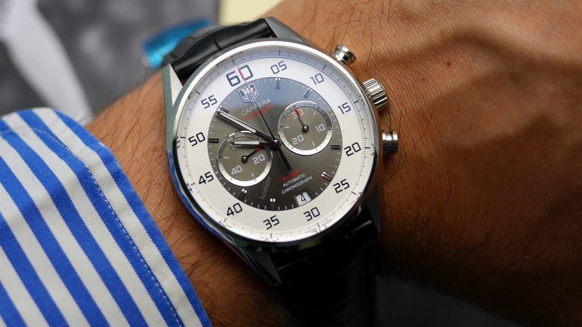 Швейцарский производитель часов класса люкс tag heuer дал этому знаменитому часовому механизму название calibre к его особенностям относится частота 36 полуколебаний в час (пк/ч), что соответствует 5 гц.
