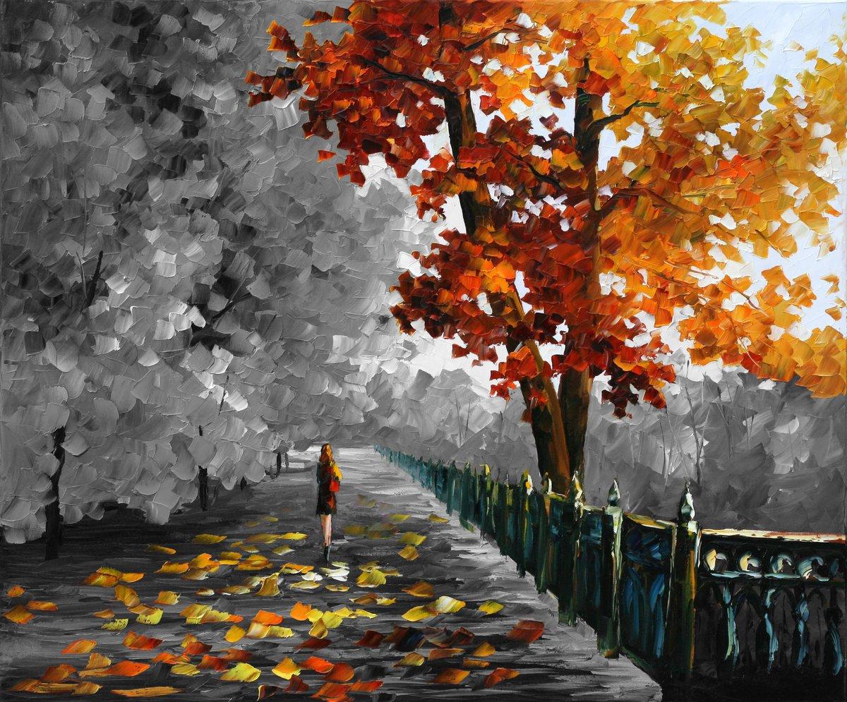 фото рисунок осени красками всем разнообразии рисунков