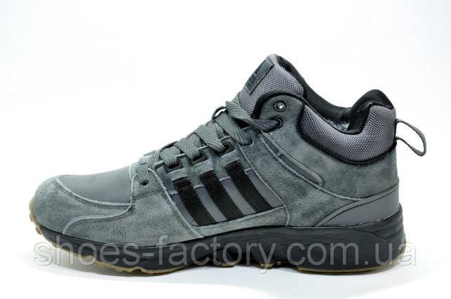 Кроссовки Equipment зимние. Мужские зимние кроссовки черные ( Реплика)  Купить со скидкой -50 e3942026c8d