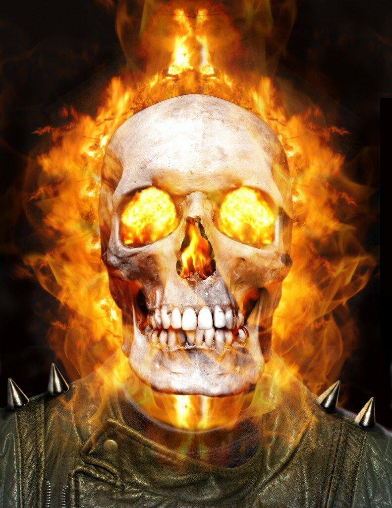 даже спустя фото на аву череп в огне ведь придумать стрелялку