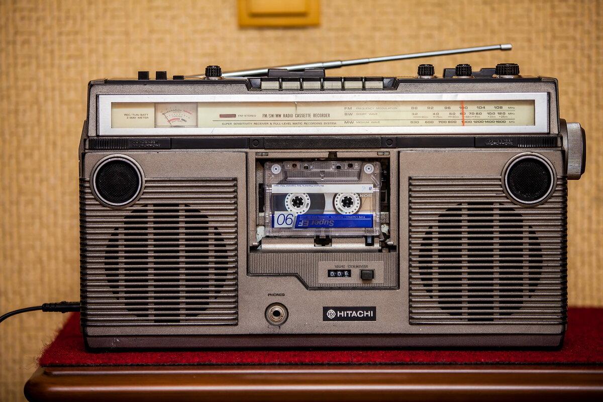 Старые магнитофоны картинки