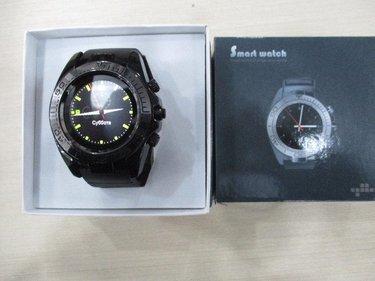 Обзор «умных» часов из Китая Smart Watch SW007