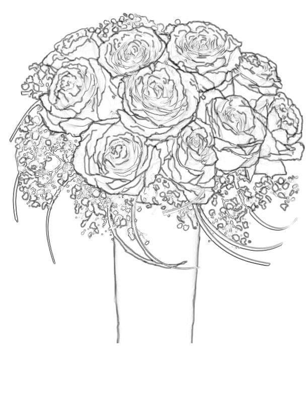 Открытки марта, распечатать открытку с днем рождения бабушка с цветами