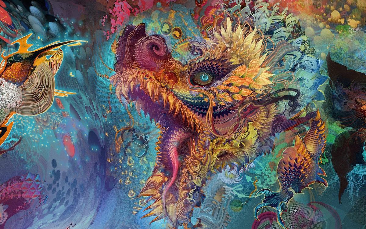 дракон картинки эзотерика что это