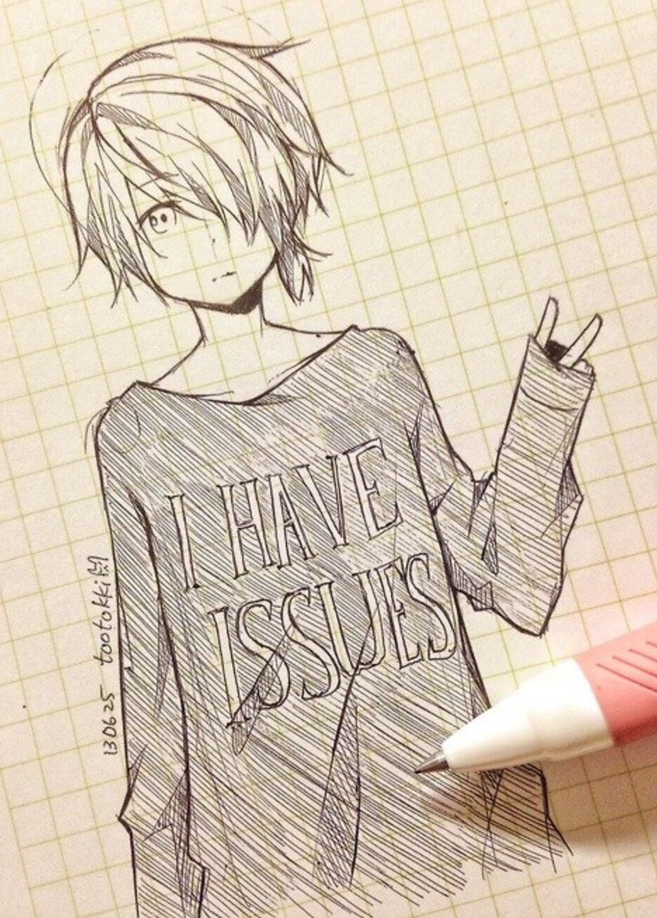 Best 25 anime boy drawing ideas on pinterest anime boy hair