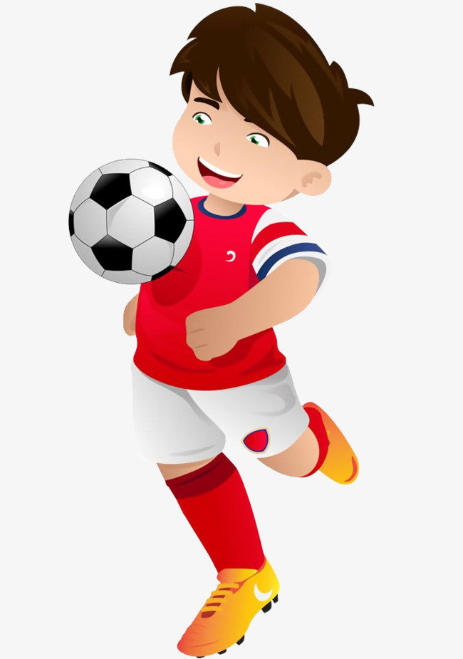 Картинки футболиста с мячом