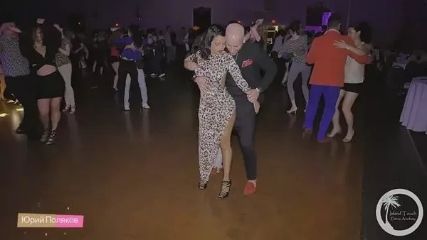 поздравление юрий поляков танец жизни всякое
