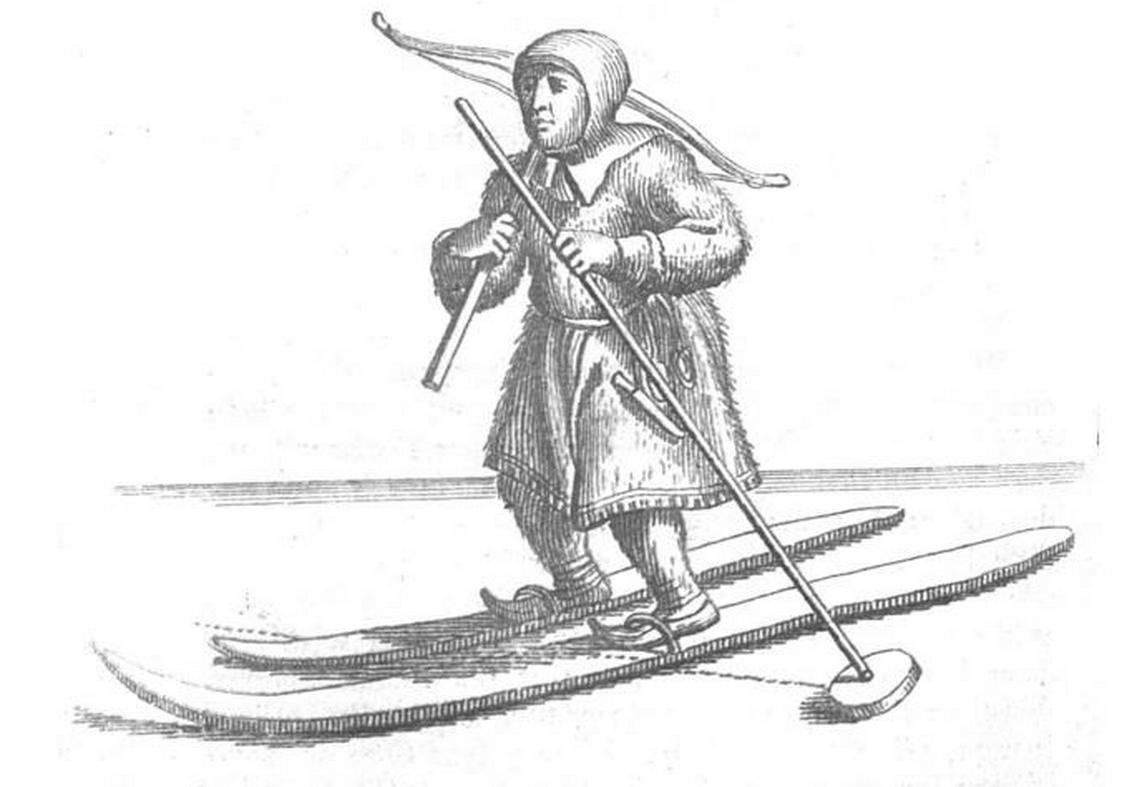 важно научиться лыжи в древней руси картинки постоянно
