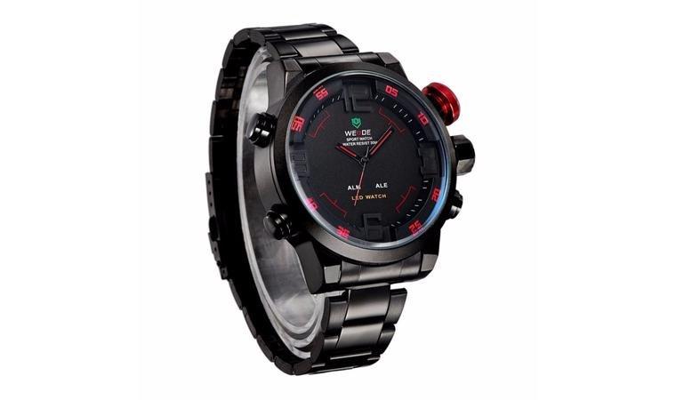 Часы weide sport watch инструкция