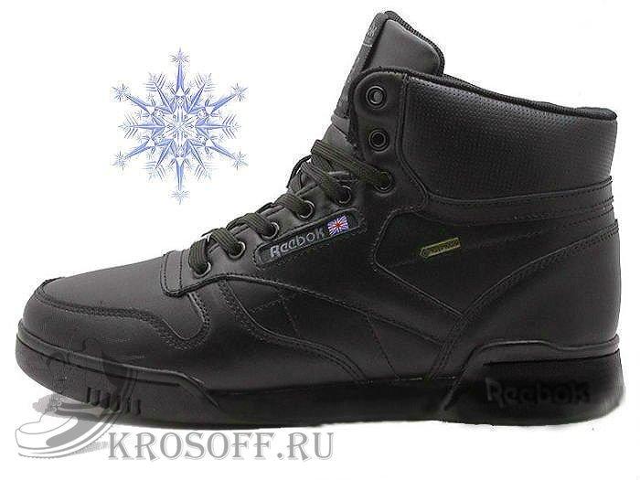 bbb4d609c3aa Кроссовки Reebok Classic зимние. Зимние модели - (зима)   Каталог товаров  Подробнее по