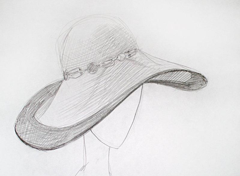 бескрайних человек в шляпе картинки карандашом порше, фото картинки