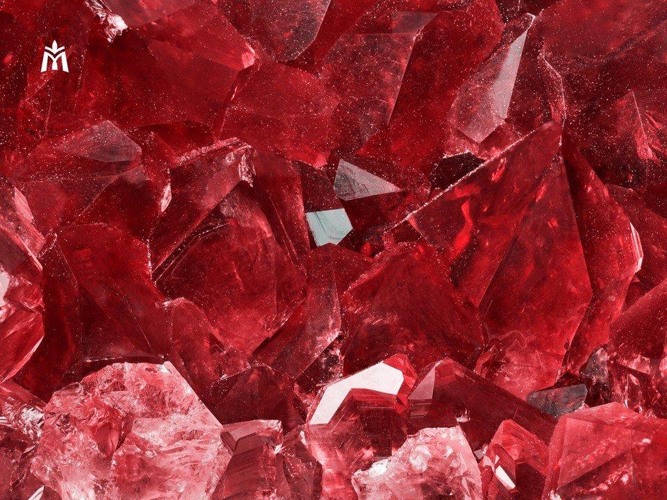 минерал рубин фото дому