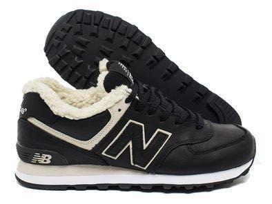 Кроссовки New Balance 574 зимние. Мужские кроссовки  154e3dd1c0da5