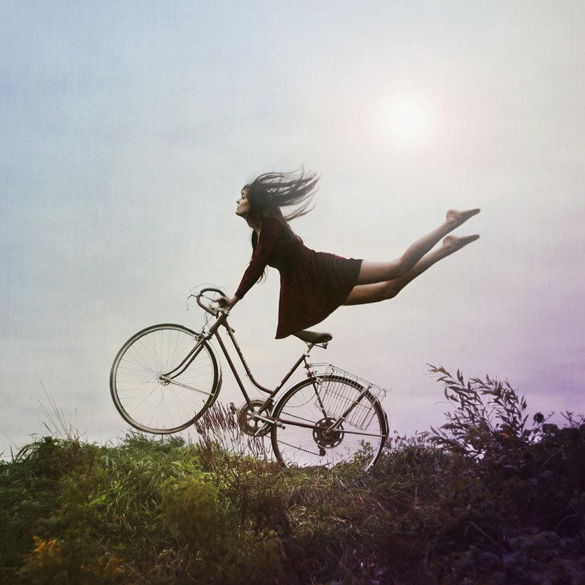 Картинки девочки на велосипедах смешные, днем рождения охотнику