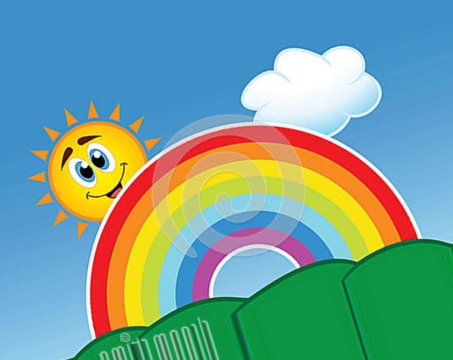 Делать открытки, открытки солнца и радуги