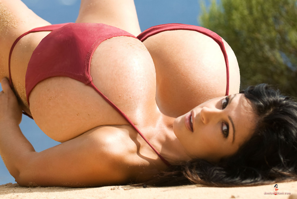 Качественное большие груди и попки