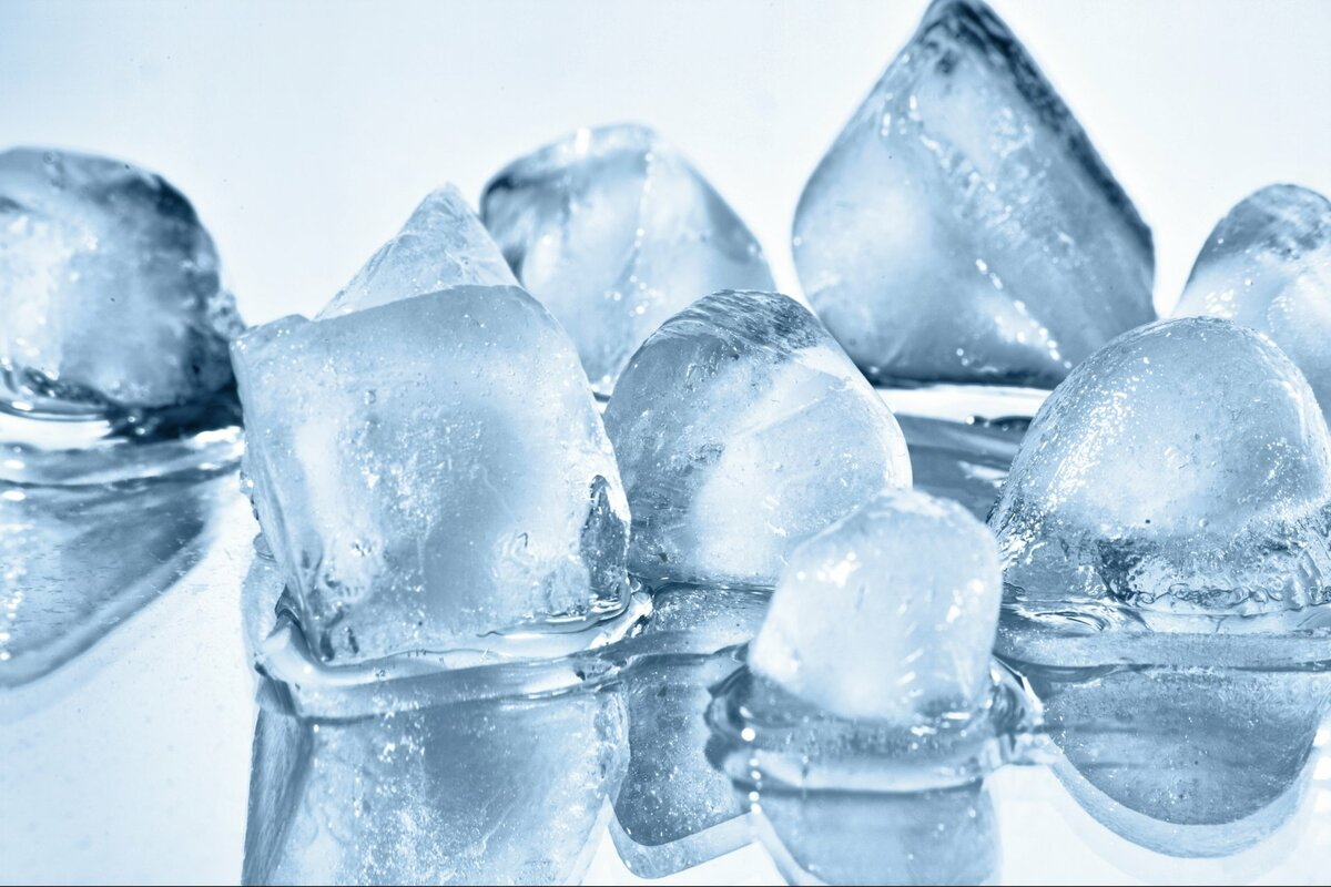 Для подруги, прикольные картинки льда