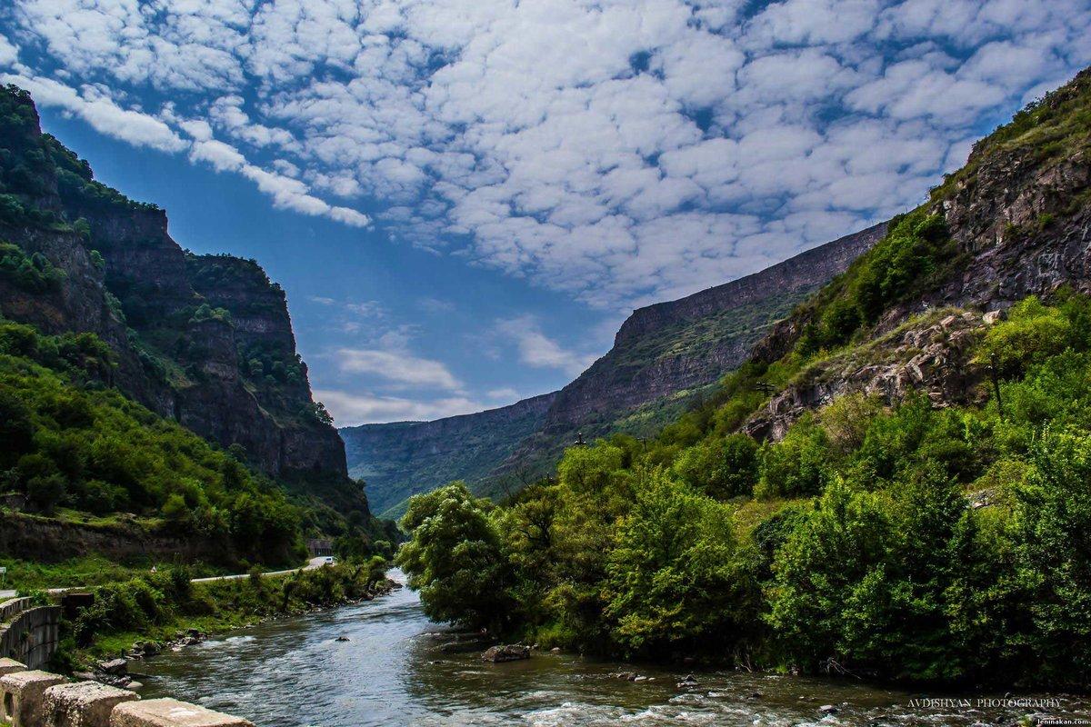 Фото природы в армении