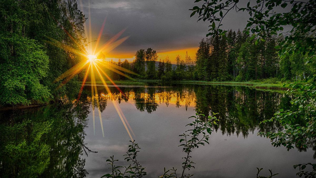 первый гиф картинки рассвет в природе сорт